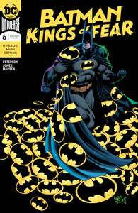 BATMAN KINGS OF FEAR #6 (OF 6)  01/09/19