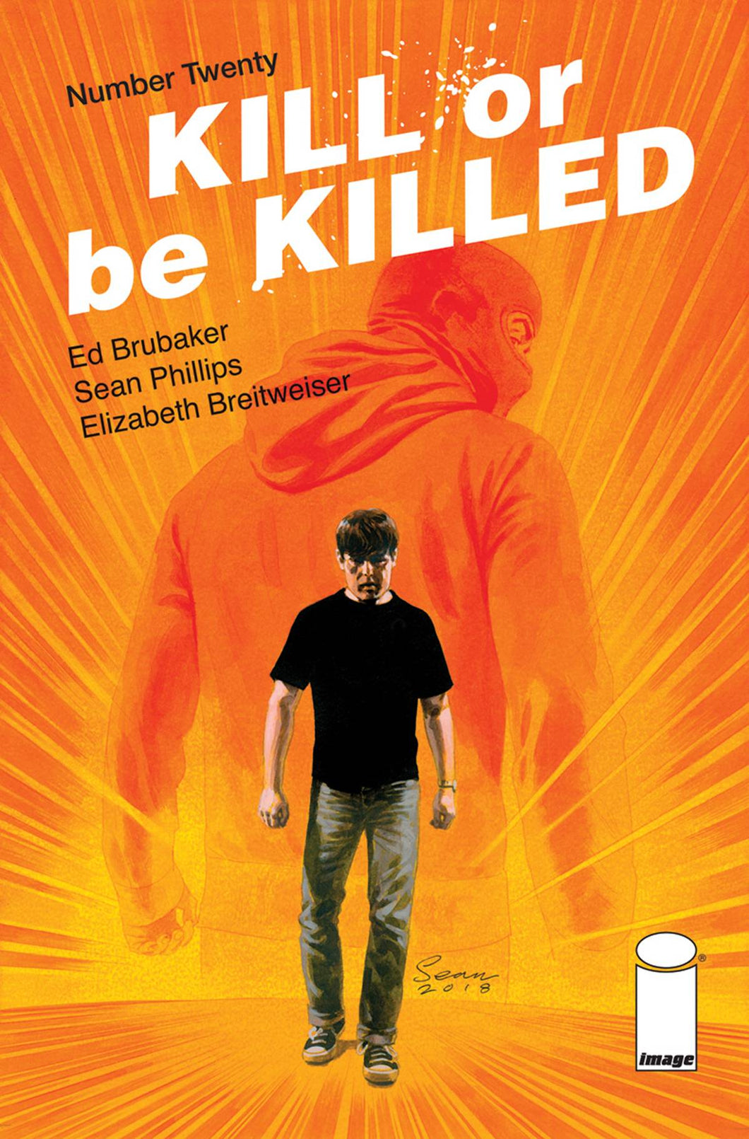 KILL OR BE KILLED #20 CVR B PHILLIPS