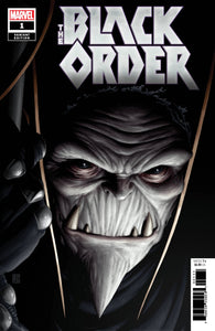 BLACK ORDER #1 (OF 5) CHRISTOPHER VAR FOC 10/15