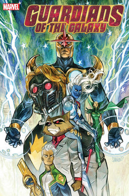 GUARDIANS OF THE GALAXY #1 SHAVRIN VARIANT 01/22/20 FOC 12/16/19