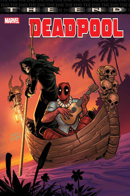 DEADPOOL THE END #1 ESPIN VARIANT 01/29/20 FOC 01/06/20