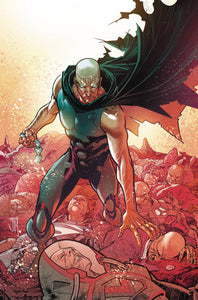 LEX LUTHOR YEAR OF THE VILLAIN #1 09/18/19 FOC 08/26/19
