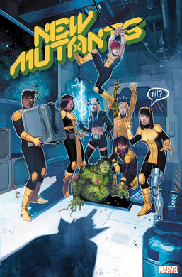 NEW MUTANTS #2 2ND PTG VAR DX 01/15/20 FOC 12/16/19