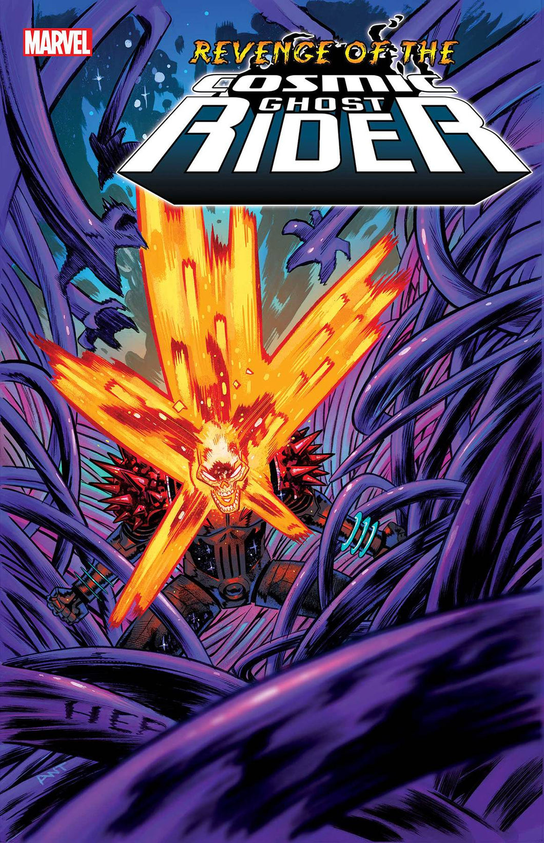 REVENGE OF COSMIC GHOST RIDER #2 (OF 5) 01/15/20 FOC 12/16/19