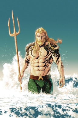 AQUAMAN #57 KRIS ANKA VARIANT FIRST OF AQUABABY 02/19/20 FOC 01/27/20