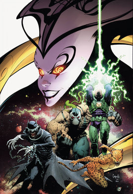 DC'S YEAR OF THE VILLAIN #1 05/01/19 FOC 04/08/19