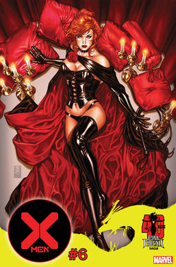 X-MEN #6 BROOKS DARK PHOENIX 40TH VARIANT 02/12/20 FOC 01/20/20