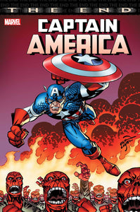 CAPTAIN AMERICA THE END #1 LARSEN VARIANT 02/0520 FOC 01/13/20