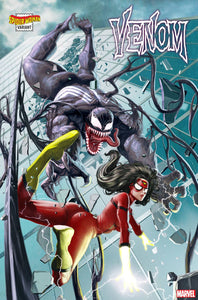VENOM #24 ROCK-HE KIM SPIDER-WOMAN VARIANT 03/11/20