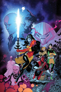 POWERS OF X #1 (OF 6) 07/31/19 FOC 07/08/19