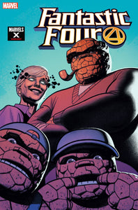 FANTASTIC FOUR #18 SMALLWOOD MARVELS X VARIANT 01/22/20 FOC 12/16/19