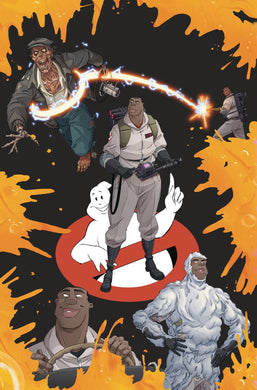 GHOSTBUSTERS YEAR ONE #1 (OF 4) CVR A SHOENING 01/22/20 FOC 12/16/19