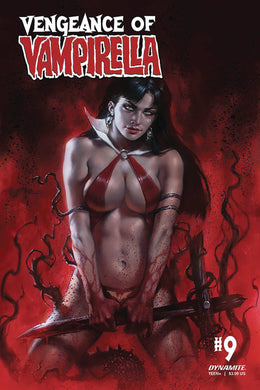 VENGEANCE OF VAMPIRELLA #9 CVR A PARRILLO 07/22/20