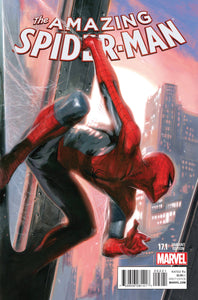 AMAZING SPIDER-MAN #17.1 DELLOTTO VARIANT (BACK IN STOCK!)  06/26/19 FOC 06/03/19