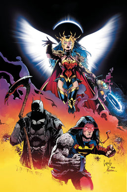 DARK NIGHTS DEATH METAL #1 (OF 6) 06/17/20
