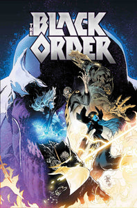 BLACK ORDER #1 (OF 5) FOC 10/15