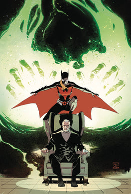 BATMAN BEYOND #38 11/27/19 FOC 11/04/19