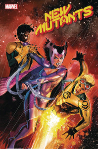 NEW MUTANTS #5 DX 01/08/20 FOC 12/09/19