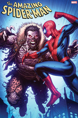 AMAZING SPIDER-MAN #43 KEOWN MARVEL ZOMBIES VARIANT 04/08/20