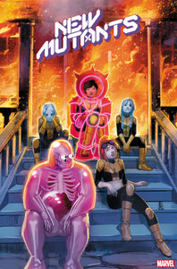 NEW MUTANTS #6 DX 01/29/20 FOC 01/06/20