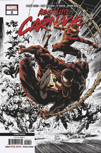 ABSOLUTE CARNAGE #2 (OF 5) 2ND PTG STEGMAN 09/25/19 FOC 09/02/19