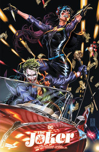 JOKER #1 MARK BROOKS EXCLUSIVE TEAM VARIANT 03/10/21