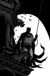BATMAN BLACK AND WHITE #4 (OF 6) CVR A BECKY CLOONAN 03/24/21