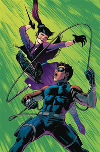 NIGHTWING #72 PUNCHLINE COVER 07/15/20
