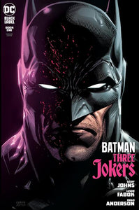 BATMAN THREE JOKERS #1 (OF 3) JASON FABOK VARIANT (W/FREE PLAYING CARDS PROMO PACK) 08/25/20