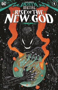 DARK NIGHTS DEATH METAL RISE OF THE NEW GOD #1 (ONE SHOT) CVR A IAN BERTRAM 10/28/20