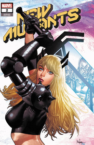 NEW MUTANTS #2 MICO SUAYAN EXCLUSIVE VARIANT