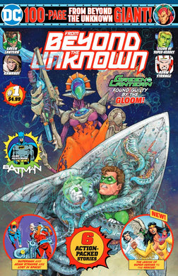 FROM BEYOND THE UNKNOWN GIANT #1 03/18/20