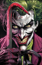 BATMAN THREE JOKERS #1 (OF 3) 5-PACK SET (W/FREE PLAYING CARDS PROMO PACK) 08/25/20