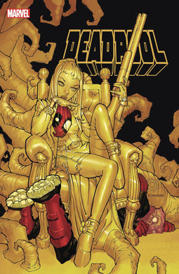 DEADPOOL #2 8 01/08/20 FOC 12/09/19