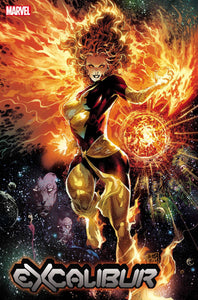 EXCALIBUR #5 TAN DARK PHOENIX 40TH VAR DX 01/08/20 FOC 12/09/19
