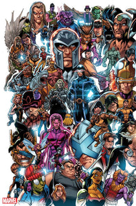 EVERY MUTANT EVER connecting variant set MARK BAGLEY X-MEN 1 NEW MUTANTS X-FORCE