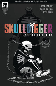 SKULLDIGGER & SKELETON BOY #1 (OF 6) CVR A ZONJIC  12/18/19 FOC 11/25/19