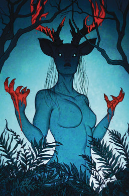 LOW LOW WOODS #4 (OF 6) JENNY FRISON VAR 03/18/20