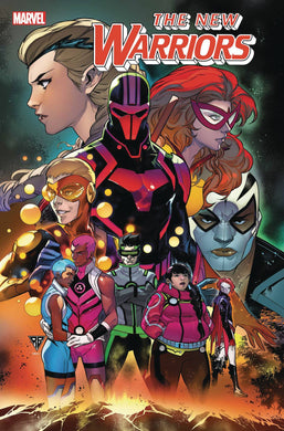 NEW WARRIORS #1 (OF 5) 04/15/20
