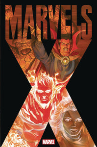 MARVELS X #3 (OF 6) 03/18/20
