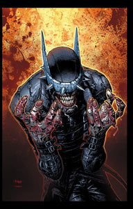 DARK NIGHTS DEATH METAL #7 (OF 7) CVR B DAVID FINCH BATMAN WHO LAUGHS VARIANT 01/06/21