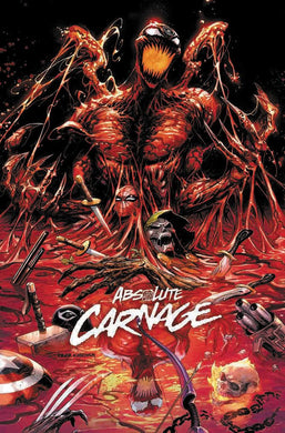 ABSOLUTE CARNAGE #1 (OF 4) TYLER KIRKHAM EXCLUSIVE VARIANT COVER
