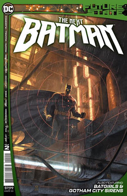 FUTURE STATE THE NEXT BATMAN #2 (OF 4) CVR A LADRONN 01/20/21