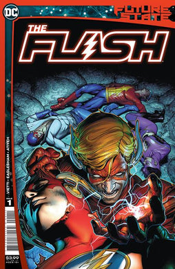 FUTURE STATE THE FLASH #1 (OF 2) CVR A BRANDON PETERSON 01/06/21
