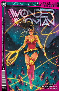 FUTURE STATE IMMORTAL WONDER WOMAN #1 (OF 2) CVR A JEN BARTEL 01/20/21