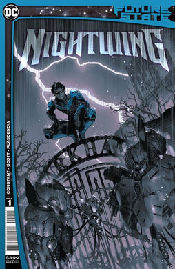 FUTURE STATE NIGHTWING #1 (OF 2) CVR A YASMINE PUTRI 01/20/21