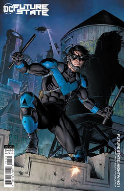 FUTURE STATE NIGHTWING #1 (OF 2) CVR B NICOLA SCOTT CARD STOCK VARIANT 01/20/21