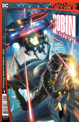 FUTURE STATE ROBIN ETERNAL #1 (OF 2) CVR A EMANUELA LUPACCHINO & IRVIN RODRIGUEZ 01/13/21