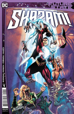 FUTURE STATE SHAZAM #1 (OF 2) CVR A BERNARD CHANG 01/20/21