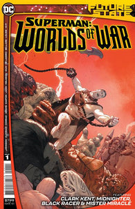 FUTURE STATE SUPERMAN WORLDS OF WAR #1 (OF 2) CVR A MIKEL JANIN 01/20/21